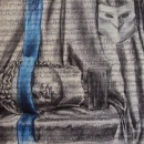 <p>Charcoal And Soft Pastel On Paper</p>