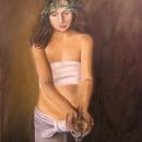 ''Lady In Light''